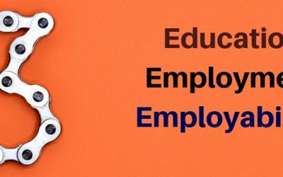 India's 3E Challenge – Education, Employment, Employability – An Apprenticeship Looking Glass