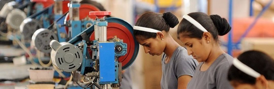 Skilling Women in India – Unleashing Economic Power