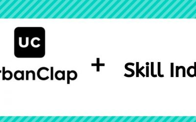 Urban Clap Joins Skill India Mission