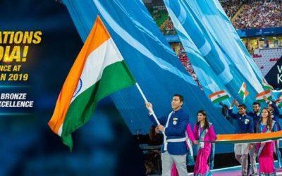 India Is Scoring BIG!