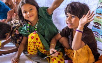 Children in Sindhi Basti to get vocational training