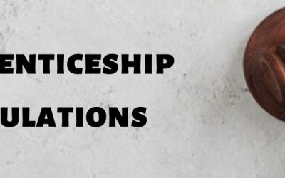 How to benefit from Apprenticeship regulations
