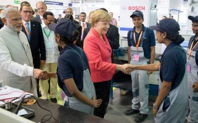 India seeks to emulate the German vocational training system