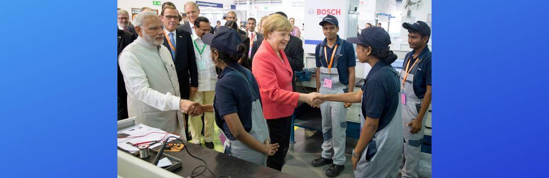 Germany VS India