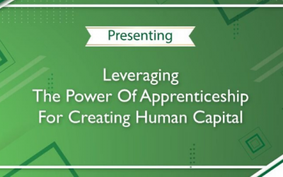 Event announcement – Apprenticeships take centre stage in building human capital