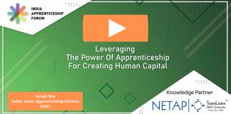 India Apprenticeship Forum Event