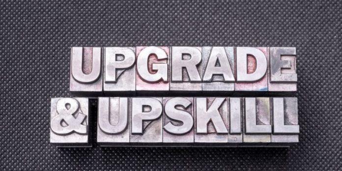 upskill and reskill