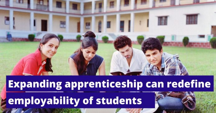 Expanding the ways of apprenticeships